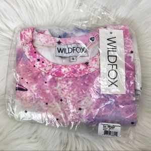 Wildfox Tops - Wildfox Space Cadet Pop Art Sweater